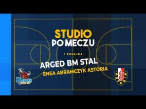Read more about the article Studio na żywo po meczu Arged BM Stal – Enea Abramczyk Astoria
