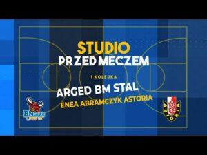 Read more about the article Studio przed meczem Arged BM Stal – Enea Abramczyk Astoria