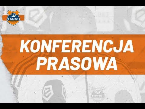 You are currently viewing Konferencja prasowa przed meczem Zagłębie Lubin  – Bruk-Bet Termalica