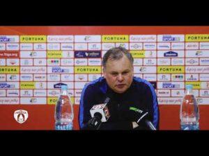 Read more about the article Tomasz Tułacz po meczu z Sandecją   PUSZCZA TV
