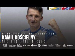 Read more about the article TV Stal: Kamil Kościelny przed meczem z Rakowem Częstochowa