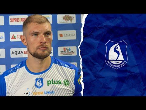 You are currently viewing Piotr Łukasik po meczu z Barkomem Kazhany Lwów