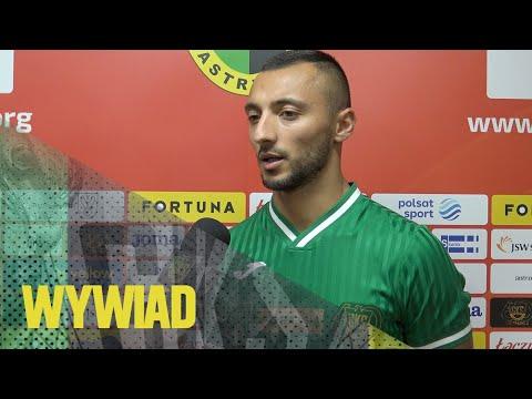 You are currently viewing [GKS TV]  Farid Ali po meczu z Zagłębiem Sosnowiec
