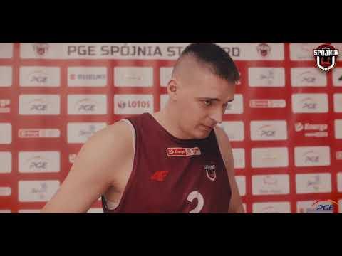 You are currently viewing Piotr Niedźwiedzki przed meczem z Treflem Sopot