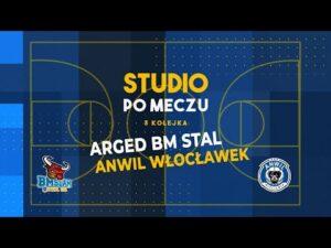 Read more about the article Studio na żywo po meczu Arged BM Stal – Anwil Włocławek