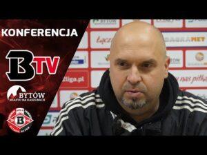 Read more about the article Konferencja prasowa po meczu Bytovia – MKS Władysławowo (3:2)