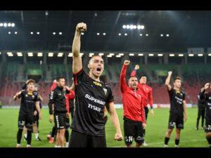 Read more about the article 7. kolejka Fortuna1Liga: Kulisy meczu GKS Tychy – Chrobry Głogów 1:0
