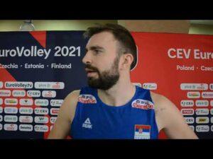 Read more about the article Uroš Kovačević: Gratulacje dla Polski, wróciła silna po porażce w półfinale