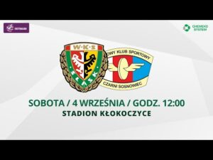 Read more about the article 4. kolejka Ekstraligi | Śląsk Wrocław – Czarni Sosnowiec