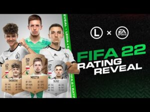 Read more about the article FIFA 22 RATINGS REVEAL | Odkrywamy karty legionistów!