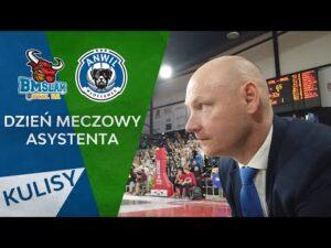 Read more about the article KULISY | Dzień meczowy okiem asystenta Grzegorza Kożana
