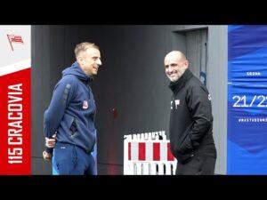 Read more about the article #ToSięNagrało: Kulisy meczu Pogoń Szczecin – Cracovia (18.09.2021)