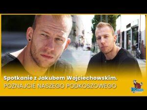 Read more about the article Spotkanie z Jakubem Wojciechowskim. Poznajcie naszego podkoszowego