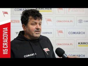 Read more about the article Rudolf Roháček po meczu z GKS Katowice (21.09.2021)