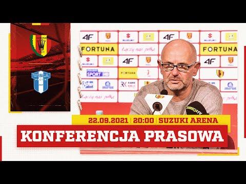 Read more about the article Konferencja prasowa po meczu Korona Kielce – Wisła Płock