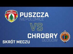 Read more about the article [Skrót] Puszcza – Chrobry 2-2  PUSZCZA TV