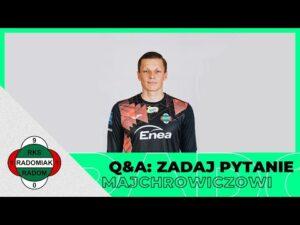 Read more about the article Q&A | Odcinek 4: Filip Majchrowicz [RADOMIAK.TV]