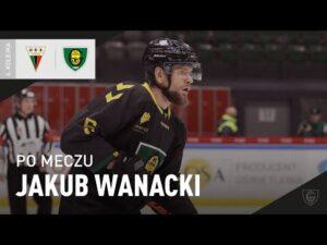 Read more about the article Jakub Wanacki po meczu GKS Tychy – GKS Katowice 4:3 (24.09.2021)