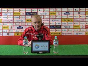Read more about the article Konferencja prasowa po meczu z GKS-em Katowice