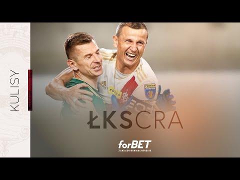 Read more about the article Gramy dalej! Kulisy meczu ŁKS – Cracovia