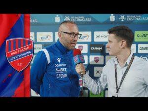Read more about the article Trener Marek Papszun po meczu z MOL Fehervar FC