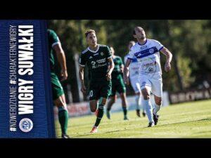 Read more about the article Bramka   Wigry Suwałki 1:0 (1:0) Śląsk II Wrocław