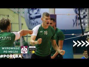 Read more about the article Mateusz Poręba: Odczuwamy brak zagranicznych zawodników (Sparing z Treflem 4.09)