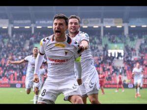Read more about the article 10. kolejka Fortuna1Liga: Kulisy meczu Górnik Polkowice – GKS Tychy 0:1