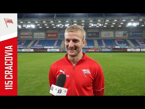 Read more about the article Michal Sipľak po meczu z Piastem Gliwice (27.09.2021)