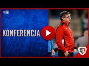 Read more about the article Konferencja po meczu Piast – Cracovia