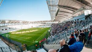 Read more about the article Sprzedaż biletów na najbliższe mecze