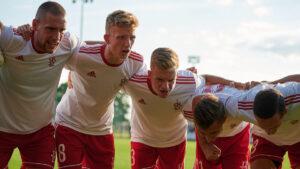 Read more about the article Klasyk w 3. lidze. Zapowiedź meczu Legia II Warszawa – ŁKS II Łódź