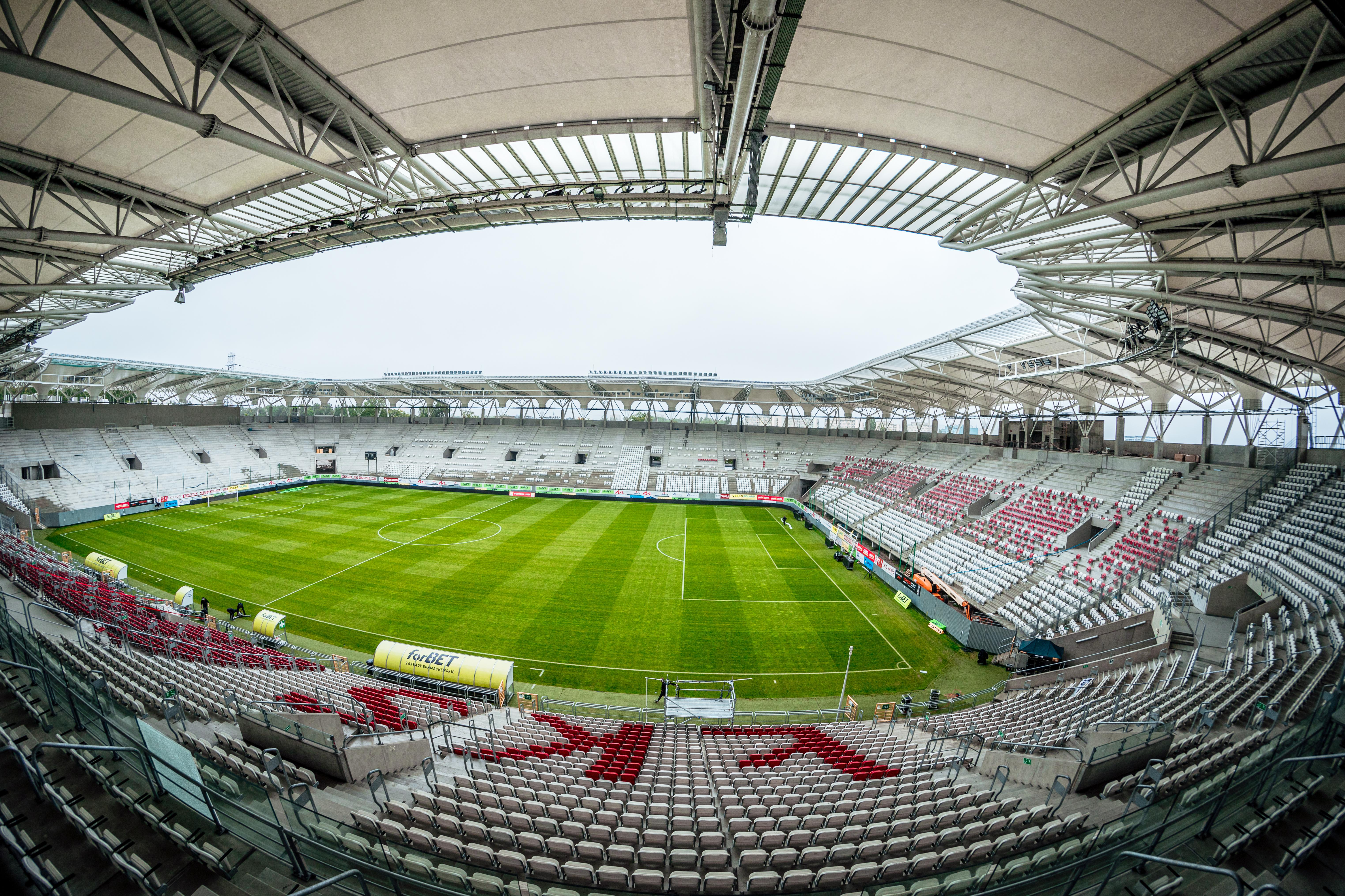stadion krola lks lodz   AleMecz.pl