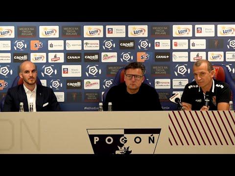 You are currently viewing Runjaic i Stipica – Nowy kontrakt i mecz z Górnikiem Łęczna (KONFERENCJA)