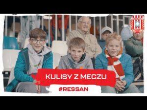 Read more about the article KULISY MECZOWE | APKLAN RESOVIA – SANDECJA NOWY SĄCZ