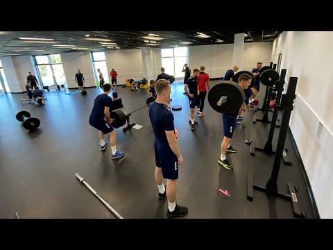 You are currently viewing Cztery dni do Wisły – Poranny trening w siłowni CSDiM