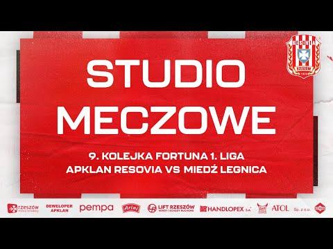 Read more about the article STUDIO MECZOWE #RESMIE 🎥⚪🔴 Apklan Resovia –  Miedź Legnica