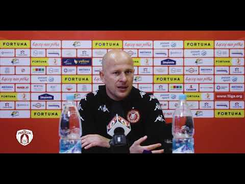 You are currently viewing Janusz Niedźwiedź po meczu z Puszczą   PUSZCZA TV
