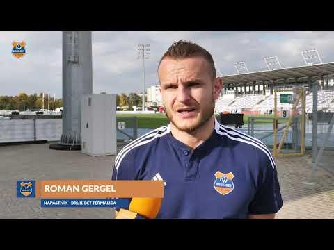 """You are currently viewing Pod szatnią """"Słoni"""": Roman Gergel"""