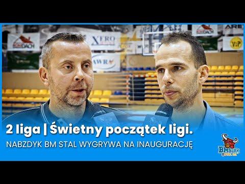 You are currently viewing 2 Liga   Świetny początek ligi. NABZDYK BM Stal wygrywa na inaugurację