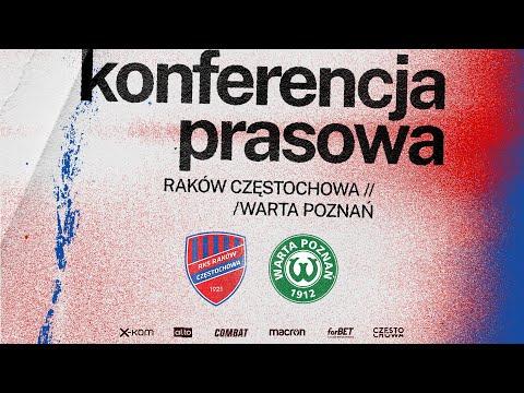 You are currently viewing Konferencja prasowa po meczu z Wartą Poznań