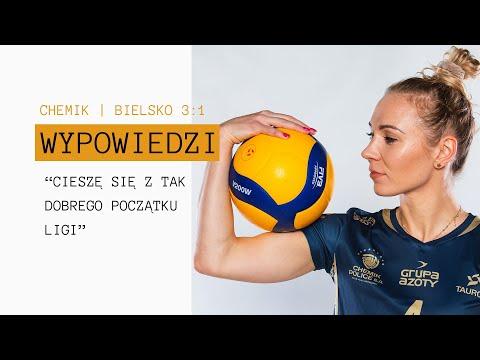 You are currently viewing Chemik   Bielsko 3:1 – Kowalewska&Polak