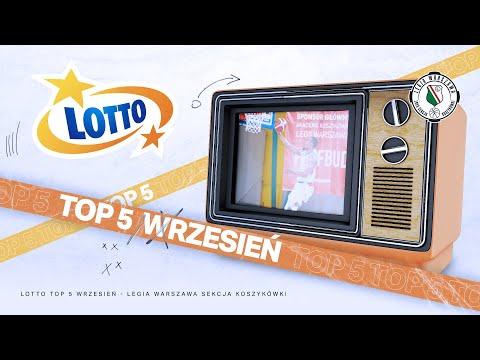 You are currently viewing LOTTO TOP5 Września   Legia Warszawa Koszykówka