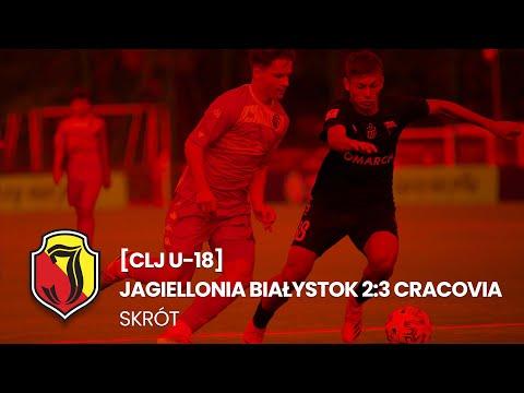 You are currently viewing [CLJ U-18] Jagiellonia Białystok 2:3 Cracovia. Skrót.