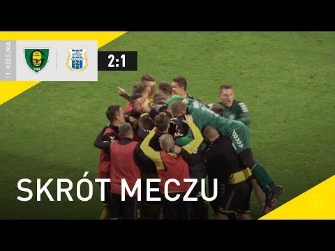 You are currently viewing Skrót meczu GKS Katowice – Stomil Olsztyn 2:1 (03.10.2021)