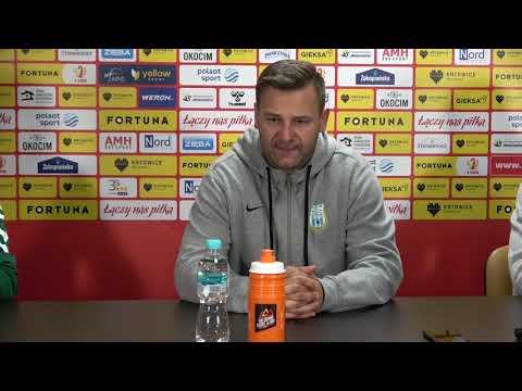 You are currently viewing Konferencja prasowa po meczu GKS Katowice – Stomil Olsztyn 2:1 (03.10.2021 r.)