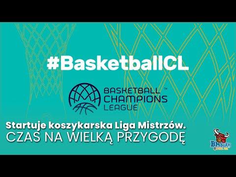 You are currently viewing Startuje koszykarska Liga Mistrzów. Czas na wielką przygodę