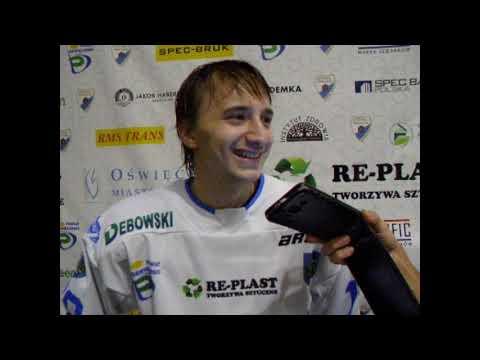 You are currently viewing Daniił Oriechin po zwycięstwie z GKS-em Katowice (4:2)