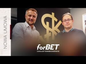 Read more about the article ŁKS & forBET. Podpisujemy!