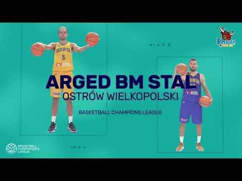 You are currently viewing Arged BM Stal w Lidze Mistrzów. Prezentacja strojów